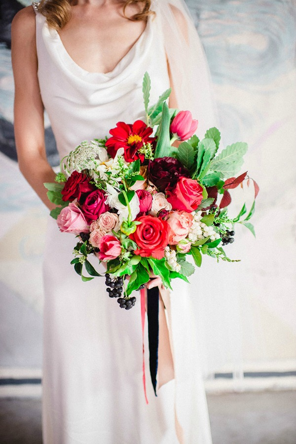 4 phong cách hoa cưới được ưa chuộng nhất