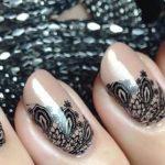 5 mẫu nail đẹp cho cô dâu hot nhất năm 2017