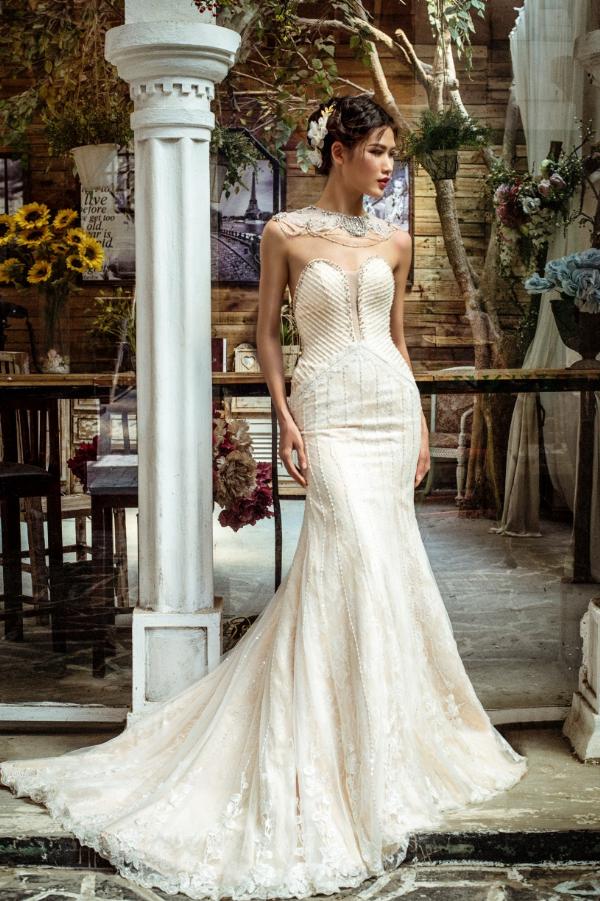 Những chiếc váy cưới