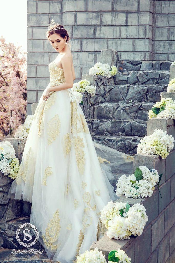 Gợi ý những địa điểm thuê váy cưới đẹp tại Tp. Hồ Chí Minh