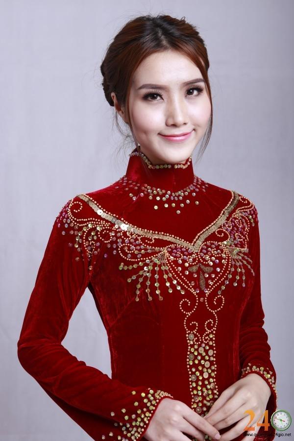 Tổng hợp địa chỉ may áo dài cưới nổi tiếng, đẹp ở Sài Gòn
