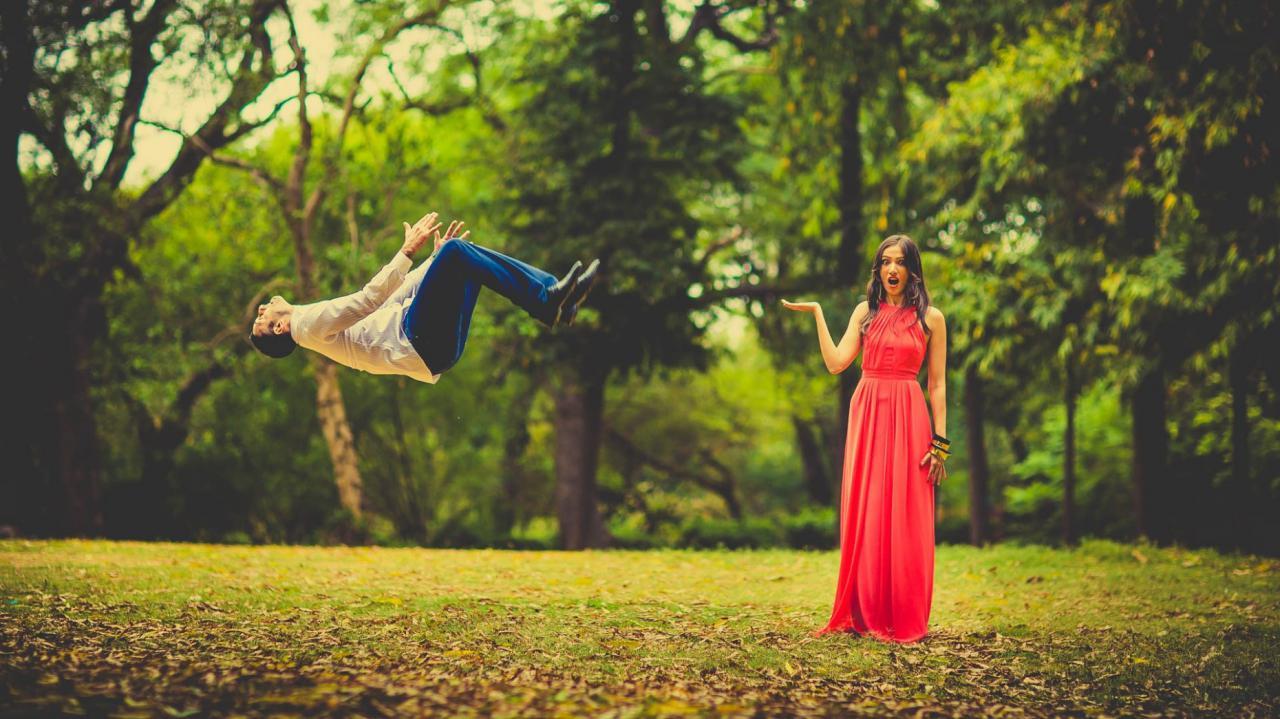 Những xu hướng chụp ảnh cưới mới mẻ chắc chắn khiến bạn thích thú