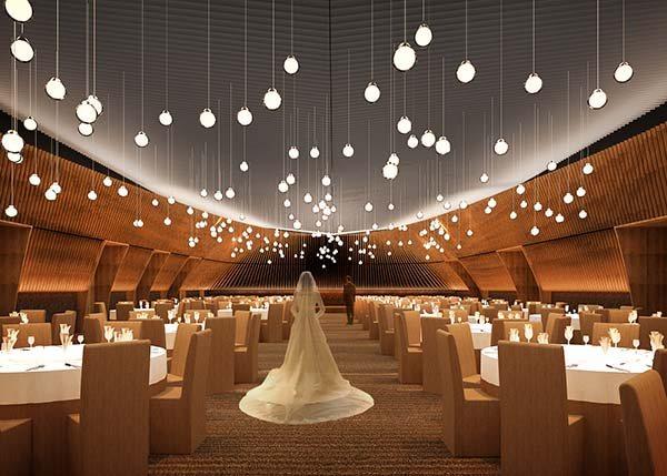 Top 5 sảnh tiệc cưới đẹp nhất ở TP HCM